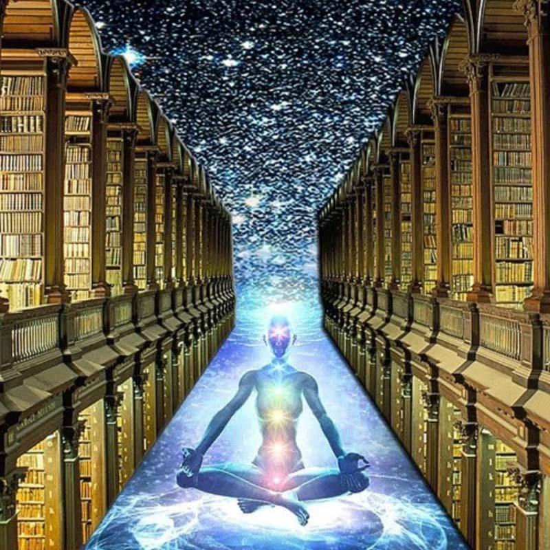 Biblioteca Registros Akáshicos