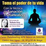 Curso ThetaHealing ADN Básico En Asturias Mayo 2018